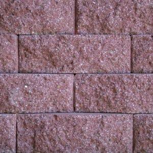 Jumbo Nursery Stone® Red Retaining Blocks